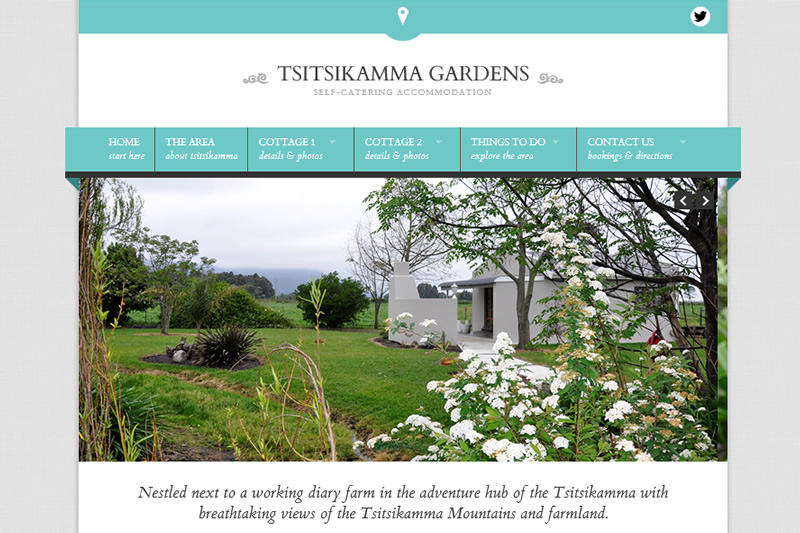 Tsitsikamma Gardens Self Catering Cottages